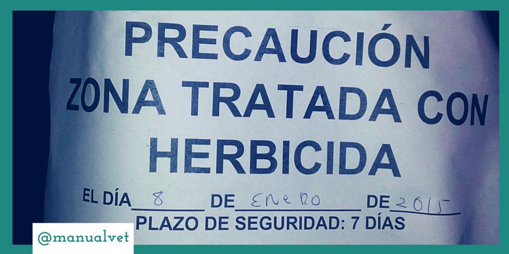 herbicidas parque
