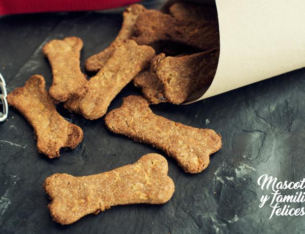 galletas caseras de perro