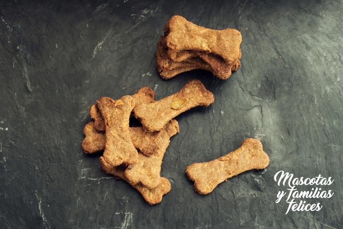Galletas artesanas para perros